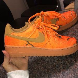 Realtree Nike AF1
